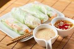 Fresh Rolls, Food And Drink, Ethnic Recipes