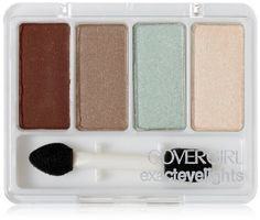 CoverGirl Exact Eyelights Eye Brightening Shadow Majestic Hazels 715 019 Ounce Pan -- To view further for this item, visit the image link.