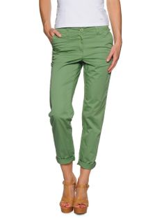 Milano Trousers, green
