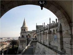 Casinha colorida: Budapeste: o Bastião dos Pescadores