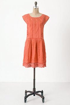 On Sale: Watermelon Ice Dress - Anthropologie