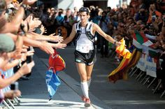Kilian Jornet: Winning Isn't About Finishing First or Beating Others. Running Is an Art.