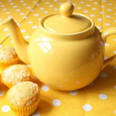 yellow teapot                                                       …