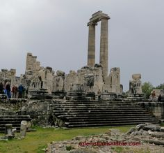 Temple of Apollo, Didyma (Didim), Turkey
