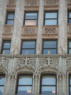 NYC Woolworth building