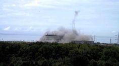 Cockenzie Power Station Demolition