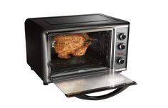Convection Toaster Oven Countertop Commercial Pizza Bakeware Rotisserie Broiler  #Home #Furnishings #Shopping #Deals