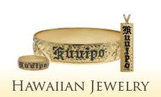 Hawaiian Jewelry by Honolulu Jewelry Company - Hawaiian Heirloom Jewelry made in Hawaii