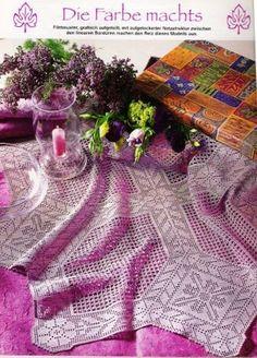 Kira scheme crochet: Scheme crochet no. 1248