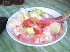 My fave dessert Indonesian Desserts, Indonesian Cuisine, Asian Desserts, Sweet Desserts, Asian Recipes, Indonesian Recipes, Cooking Time, Cooking Recipes, Good Food
