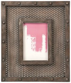 Perforated Iron Frame by Aaron Brothers