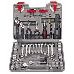 (click twice for updated pricing and more info) Apollo Tools - 95 Piece Mechanics Tool Kit #mechanics_tool_kit http://www.plainandsimpledeals.com/prod.php?node=34736=Apollo_Tools_-_95_Piece_Mechanics_Tool_Kit_-_DT-1241#