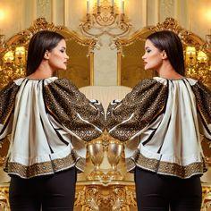 Ruffle Blouse, Sari, Tops, Women, Fashion, Saree, Moda, Women's, Fashion Styles