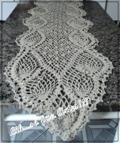 caminho de mesa em croche  http://inovartartesanatosemeva.blogspot.com.br/2013/02/caminho-de-mesa-em-croche-abacaxi.html