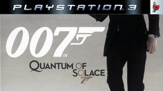 awesome 007 Quantum of Solace Playstation 3 Gameplay (Activision 2008) (Hd)