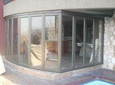 Aluminium doors from Aluwood Windows and Doors | DesignMind