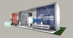Diseño stand Cemex