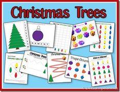 Christmas Tree packet