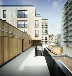 Galeria de Casas na Rue de Lourmel / TVK - 2