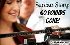 ''I Walked Off 60 Pounds in the Comfort of My Home!''   via @SparkPeople #success #motivation #walking