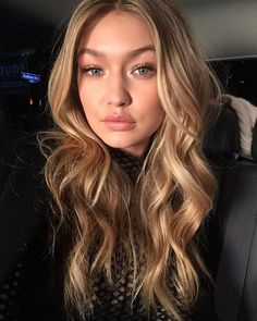 The Best Celebrity Hair Colors to Try in 2016: Gigi Hadid