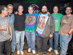 Weather permitting, the local Grateful Dead tribute act Dead Space is one of bands that will perform on a benefit concert for the Caring Contact crisis hotline on Jan. 23 at Crossroads, Garwood. (Photo: ~Courtesy of Dead Space)