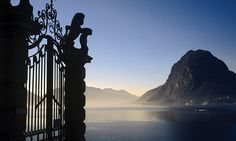 Loved Lake of Lugano in Switzerland. Lugano, Switzerland Cantons, Places To Travel, Places To Visit, Heaven Can Wait, Tourist Information, Places Of Interest, What A Wonderful World, Strand