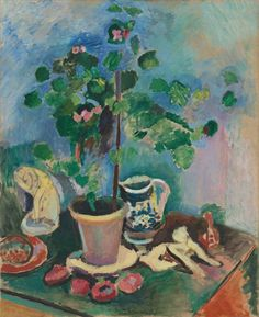 Still Life 12 oil painting by Famous Artist - Henri Matisse Henri Matisse, Matisse Art, Raoul Dufy, Maurice De Vlaminck, Matisse Paintings, Post Impressionism, Art Institute Of Chicago, French Artists, Pablo Picasso