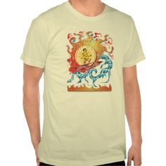 Surfing Flares T-shirts