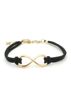 Infinite Bracelet by Eye Candy Los Angeles on @HauteLook $15.00 super awesome