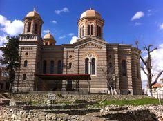 Iglesia Ortodoxa, San Pedro y San Pablo. Constanza. Rumania.