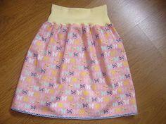 anitac / Suknička detská motýliková -zľava z 10 na 7