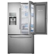 RF30HDEDTSR Samsung 30 Cu. Ft. French Door Refrigerator