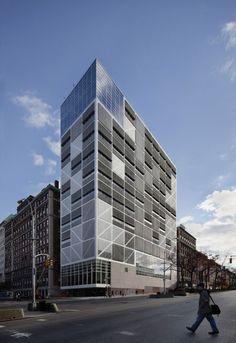 Columbia University Northwest Corner Building in New York, USA – Rafael Moneo, Davis Brody Bond Aedas and Moneo Brock Studio
