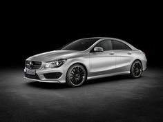 2014 Mercedes-Benz CLA-Class...LOVING the new body style!!!