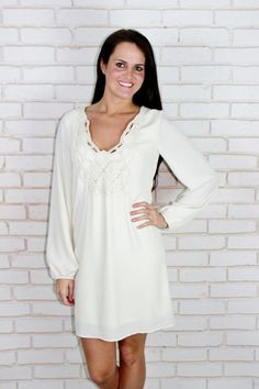 $46.00 Amour Boutique - Sweet   www.shopamourboutique.com/sweet-classy-dress