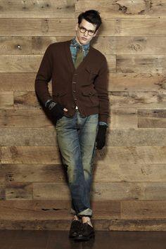 Fall 12   Todd Snyder Men's Fashion