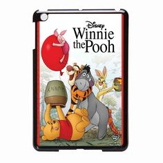 Winnie The Pooh Cover Book 2 iPad Mini Case