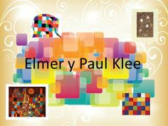 Paul Klee i Elmer Paul Klee Art, Rainbow Connection, Artists For Kids, Gifts For Photographers, Square Photos, Flash Photography, Stick Figures, Art Plastique, Creative Gifts