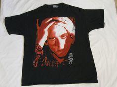 THE CURE Wish Tour VINTAGE 1992 90's Concert Tour T Shirt Goth EX!