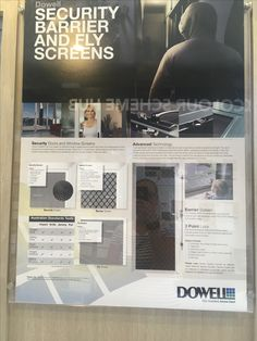 Window Screens, Security Door, Windows, Technology, House, Tech, Home, Tecnologia, Homes
