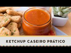 Ketchup Caseiro (Como fazer) - Receitas de Minuto EXPRESS #191 - YouTube