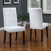 Found it at Wayfair - Urban Seating Parsons Chair (Set of 2)