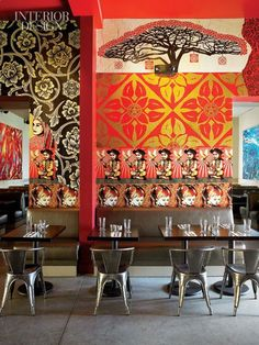 When Street Art And Food Meet | Restaurant Design  |   Design & Lifestyle Blog