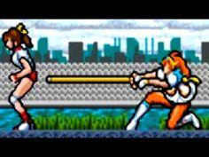 Kendo Rage (SNES) All Bosses (No Damage)