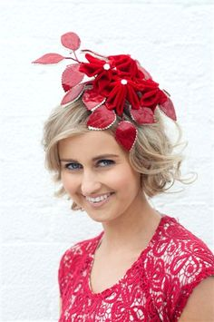Patent leather headpiece by   Rebecca Share MILLINER  2012 Spring Collection  #Millinery #Hats #Fashion #Milliner