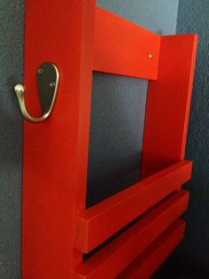 Book shelf by Thesalvagednail on Etsy