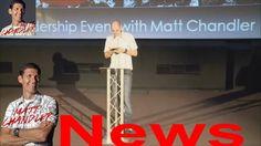 Pastor Matt Chandler Church 2016 - Getting the Bad News