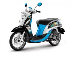 Yamaha Fino 115, el scooter fashion