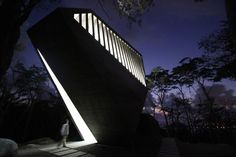 Chapel of the Sunset by Architecture BNKR  Location: Acapulco, Guerrero, Mexico